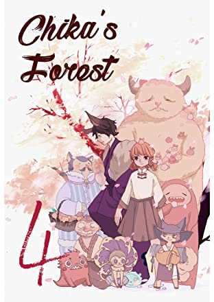 Chika's Forest No.4