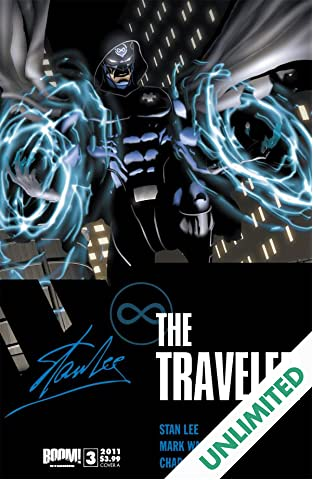 Stan Lee's The Traveler #3