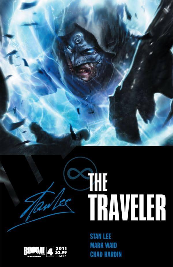 Stan Lee's The Traveler #4