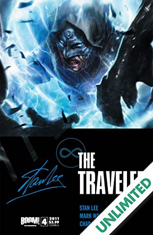 Stan Lee's The Traveler #4