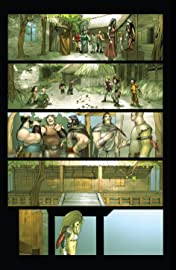 The Lexian Chronicles (Spanish) #7 (of 12)