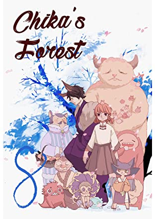 Chika's Forest No.8