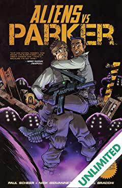 Aliens vs. Parker Vol. 1