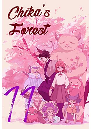 Chika's Forest No.11