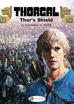 Thorgal Tome 23: Thor's Shield