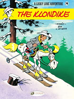 Lucky Luke Vol. 74: The Klondike