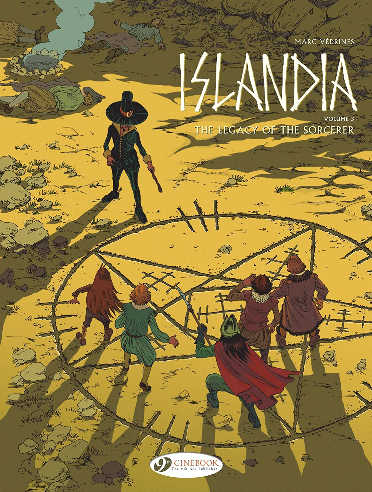 Islandia Tome 3: The Legacy of the Sorcerer