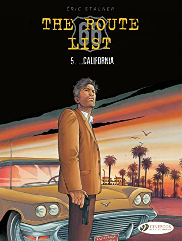 The Route 66 List Vol. 5: California