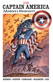 Captain America: Marvel Knights Tome 1