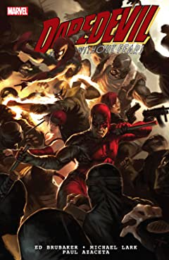 Daredevil by Ed Brubaker & Michael Lark Ultimate Collection Vol. 2