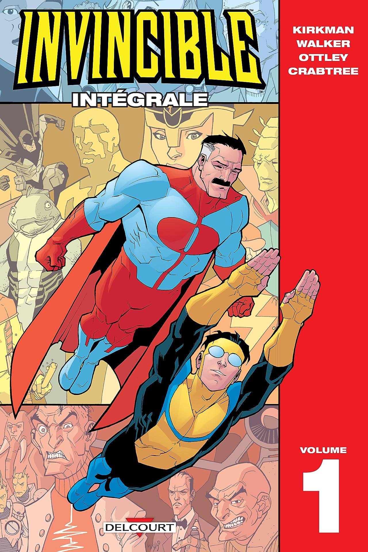 Invincible – Intégrale Tome 1