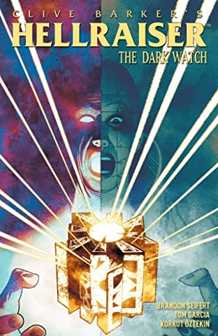 Hellraiser: The Dark Watch Tome 2
