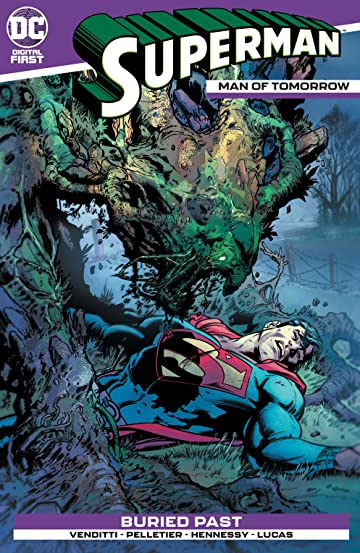 Superman: Man of Tomorrow #4