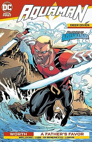 Aquaman: Deep Dives No.4