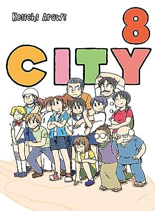 CITY Vol. 8