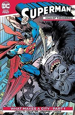 Superman: Man of Tomorrow No.5