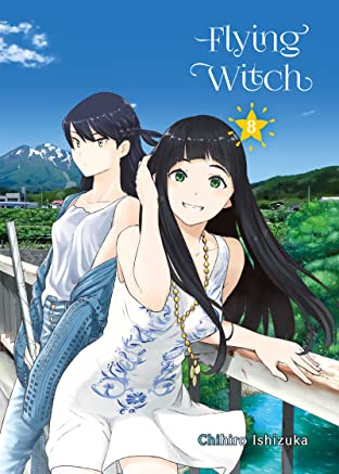 Flying Witch Vol. 8