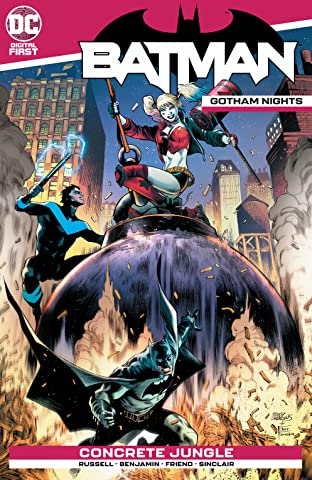 Batman: Gotham Nights No.5