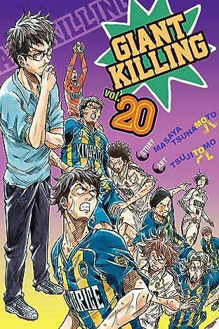 Giant Killing Tome 20