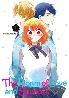 The Dorm of Love and Secrets Vol. 4