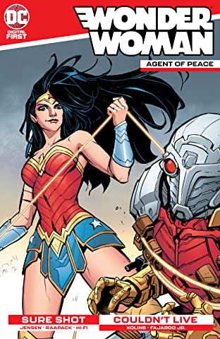 Wonder Woman: Agent of Peace No.5