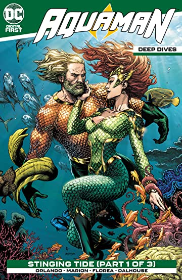 Aquaman: Deep Dives No.5