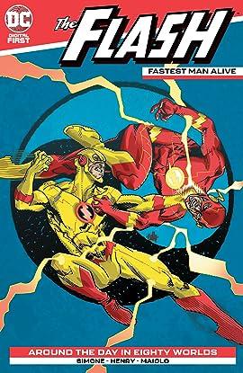 Flash: Fastest Man Alive #5