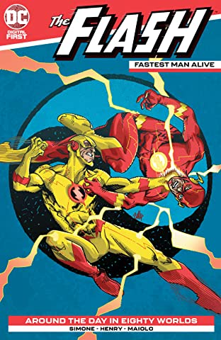 Flash: Fastest Man Alive No.5