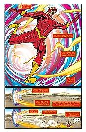 Flash: Fastest Man Alive No.5