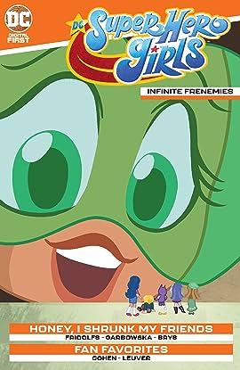 DC Super Hero Girls: Infinite Frenemies #5