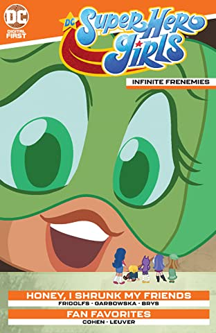 DC Super Hero Girls: Infinite Frenemies No.5