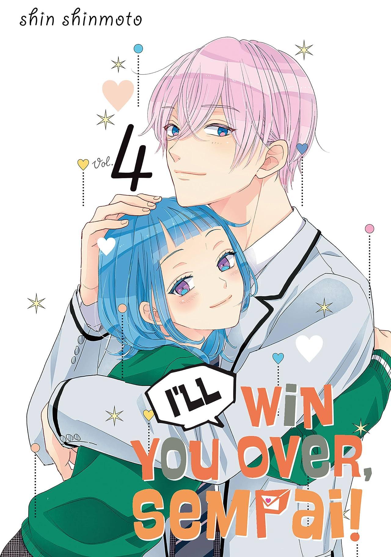 I'll Win You Over, Sempai! Vol. 4