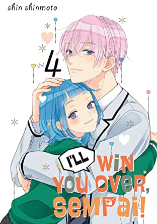 I'll Win You Over, Sempai! Vol. 4