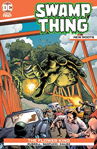 Swamp Thing: New Roots No.5