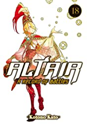 Altair: A Record of Battles Vol. 18