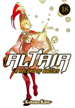 Altair: A Record of Battles Tome 18