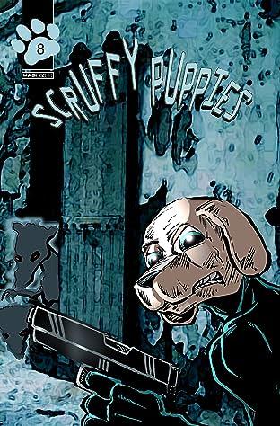 Scruffy Puppies No.8