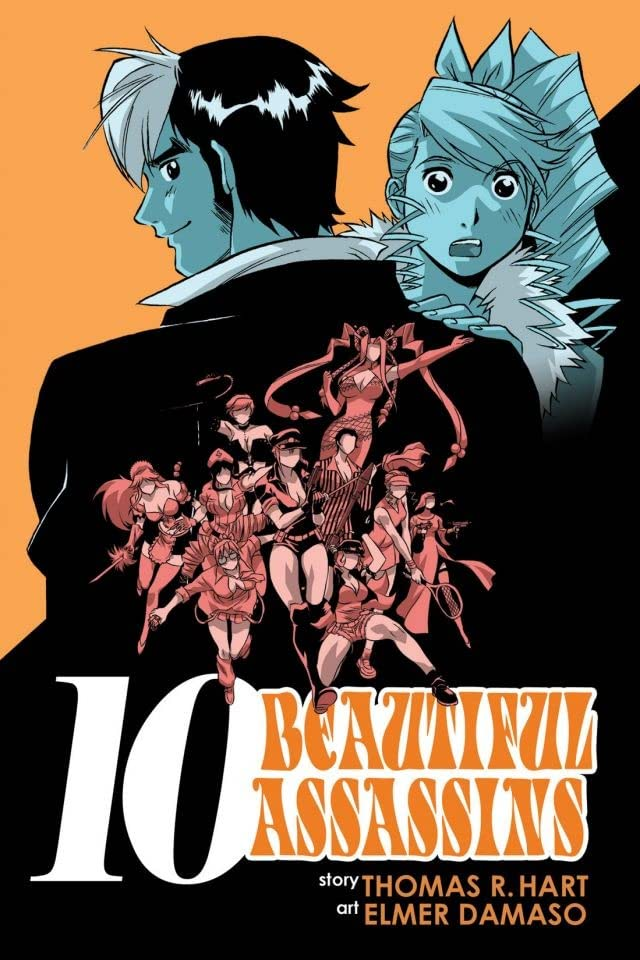 10 Beautiful Assassins Vol. 1