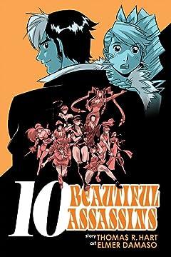 10 Beautiful Assassins Tome 1