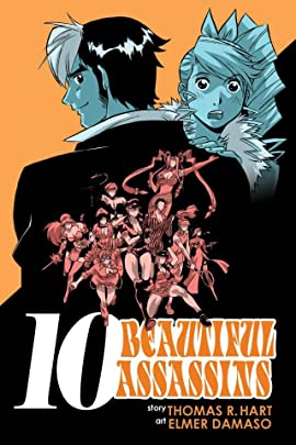 10 Beautiful Assassins Tome 1