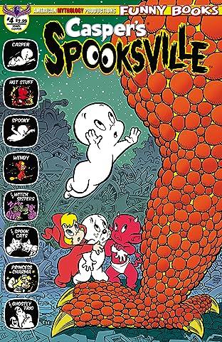 Casper's Spooksville No.4