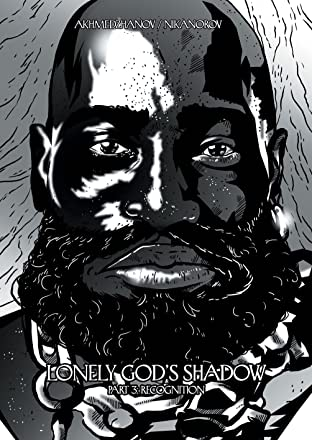 Lonely God's Shadow No.3