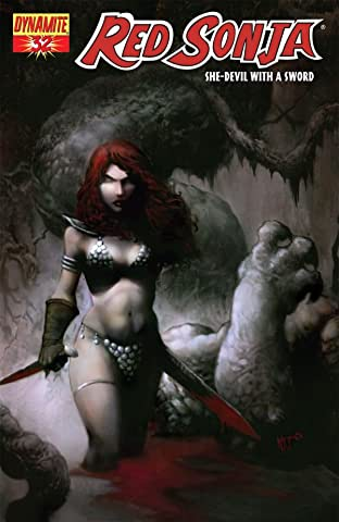 Red Sonja: She-Devil With a Sword #32