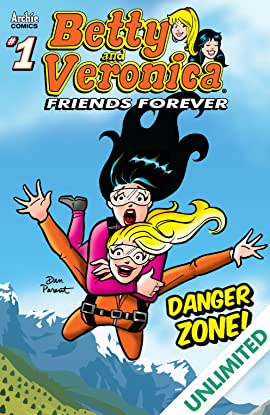 B&V Friends Forever: Danger Zone #1