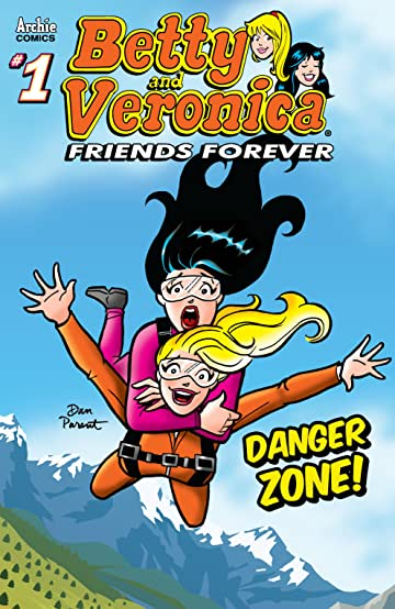 B&V Friends Forever: Danger Zone #1