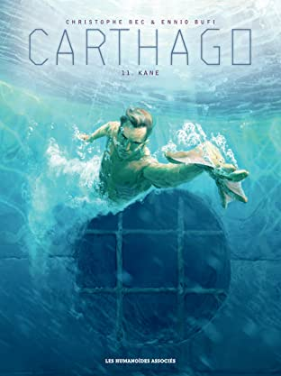 Carthago Tome 11: Kane