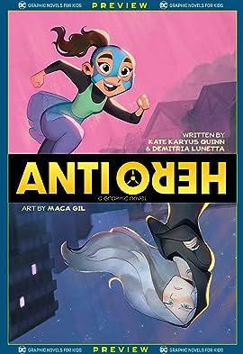 DC Graphic Novels for Kids Sneak Peeks: Anti/Hero (2020-) #1