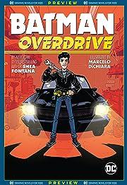 DC Graphic Novels for Kids Sneak Peeks: Batman: Overdrive (2020-) #1