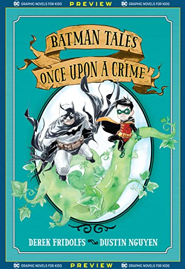 DC Graphic Novels for Kids Sneak Peeks: Batman Tales: Once Upon a Crime (2020-) #1