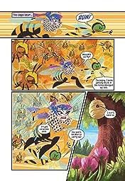 DC Graphic Novels for Kids Sneak Peeks: DC Super Hero Girls: Weird Science (2020-) #1